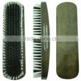 Plastic shoe brush for cleaning dust