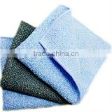 dual sided cleanroom wiper polyamide microfiber fabric scrubbing cleaning cloth new products for kitchen
