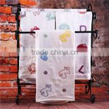 Health germproof soft cotton baby and children towel blanket cover or bath towel