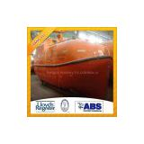 2013 Hot Sale 8m Totall Enclosed Lifeboat for Marine Emergency Life Saving