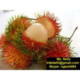 Vietnamese rambutan (fresh or canned)