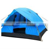 holiday camping tent for family use