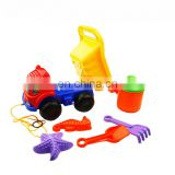 Summer Beach Toy Set Truck and Sand Mould