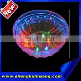 Flashing led bowl for party