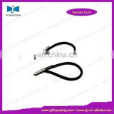 Black Hook Ended Elastic Bungee Cord