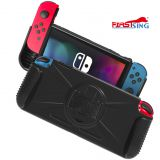 Firstsing Protective Plastic Game Controller TPU Case for Nintendo Switch console