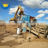 OEM High Efficiently Placer/Alluvial Gold Mining Equipment/Alluvial Gold Mining Machine