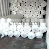 transparent clear plastic thick polythene roll / polyethylene greenhouse film 200 microns