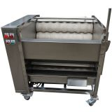 Root vegetable washer for sale carrot washing and peeling machine taro peeler machine