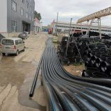 Sdr17.6 Hdpe Pipe Black For Ore Transportation