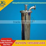Seamless Stainless Steel RO pressure vessel and UF membrane housing
