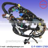 8MM Auto TXL Smart Fortwo OEM Engine Wiring Harness 1 Injector Plug Cracked Used