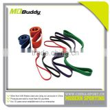 Physical training custom resistance loop bands pull up power band