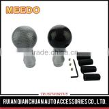 Aluminium car control shift gear knob