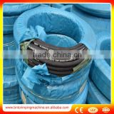 2016 barnett stainless steel wire braided hydraulic rubber hose and fitting industrial hose r2