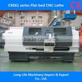 Catalogue of CKE series CE flat bed cnc lathe machine for sale                                                                         Quality Choice