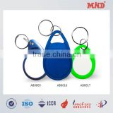 MDC1431 custom ABS parking key fob key chain for park factory price
