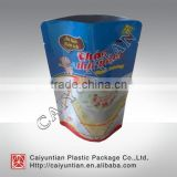 High temperature aluminum foil retort pouch                                                                         Quality Choice