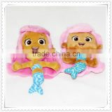 Wholesale plush mermaid doll toys from china