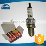 2015 Top quality best sale made in China ningbo cixi manufacturer resistor spark plugs wholesale