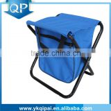 GOOD SELLING folding fishing stool, fishing chair with cooler bag                                                                         Quality Choice
