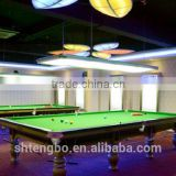 Factory price MDF snooker wholesale pool table for adults