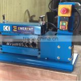 Semi Auto Stripping Range All Kinds Cooper Wire Scrap Cable Stripper Wire Stripping Machine Price