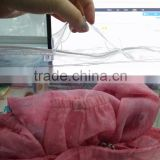 Qingdao JTD manufacture customized clear vinyl pvc zipper bags with handles                                                                                                         Supplier's Choice