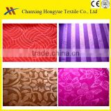 Polyester brushed microfiber dyed&Embossed fabric for making hotel bedding sets,home textile