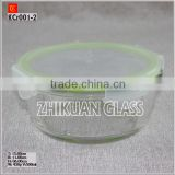 Heat-resistant glass storage set /glass food container/glass crisper