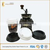 Beverage Use and Paper Material coffee cup with lids                                                                         Quality Choice