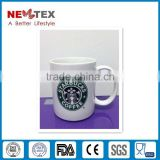 Ceramic coffee mug with printing for promotion                                                                         Quality Choice                                                     Most Popular