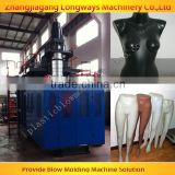plastic kid mannequin machine/ full automatic blow molding machine / extrusion blowing moulding machine