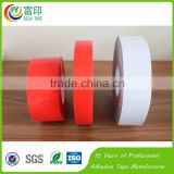 White Release Liner Paper Acrylic Tape Silicone Adhesive Tape