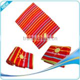 Factory directly provide high quality baby blanket baby hand knitted cotton blankets waterproof beach blanket