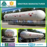 2016 manufacturer brand new lpg trucks for sale, lpg tank trailer