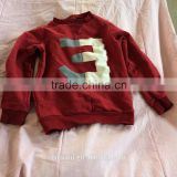 High quality hot sale used children winter wear clothing in bales