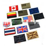 Flag Embroidered Iron On Applique Motif Badge Patch Embroidery DIY Accessory Sewing Supplies