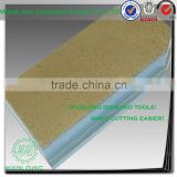 T140 diamond abrasive fickert for marble stone calibration,diamond grinding tools for marble slab