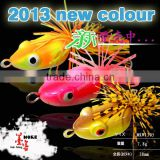 frog lure fishing lure 2013 new style