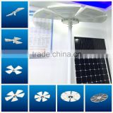 Modern Outlook Solar LED Street Square Public Outdoor Lighting Kits 15W to 120W