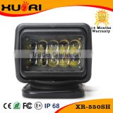 New Headlight type and LED lamp type battery powered led work light magnetic 50w led lamp with cigarette lighter