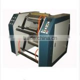 energy saving stretching film slitting rewinding machine