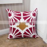2015 NEW DESIGN car seat cushion cover/designer handmade cushion covers/latest design cushion cover