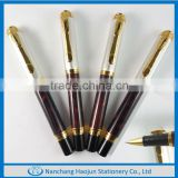 Premium Business Corporate metal roller pen with cap