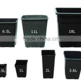 Wholesale Hydroponic Nursery Plastic Plant Bag artificial ornamental plants