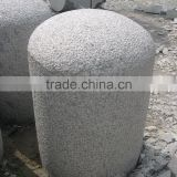 stone wall sculpture in artificial granite paving stone
