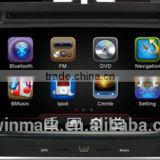 Best-selling car dvd player with GPS TV radio 3G CAN BUS etc for VW MAGOTAN GOLF JETTA etc.cars
