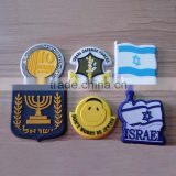6pcs sets israel PVC fridge magnet