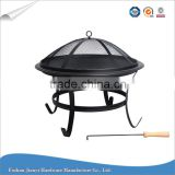 High quality wholesale garden iron outdoor fire pit burner